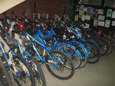 Menyoal Sepeda Kampus