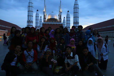 Magang Madya LPM Hayamwuruk 2012