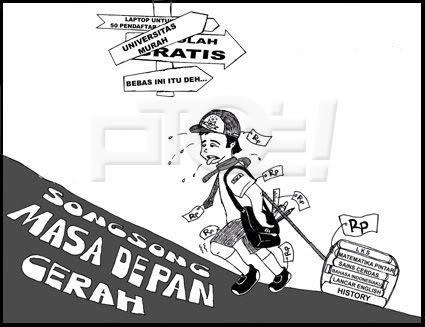 Tangisan Pendidikan Indonesia
