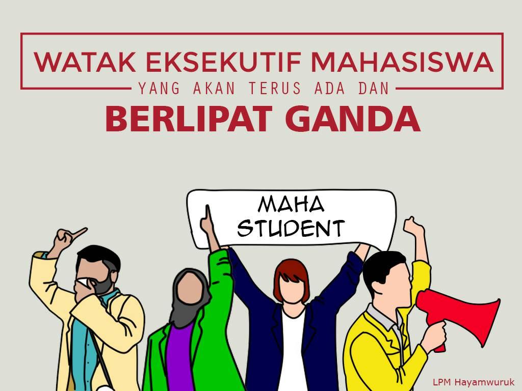 [BERITA OPINI] Watak Eksekutif Mahasiswa yang Akan Terus Ada dan Berlipat Ganda