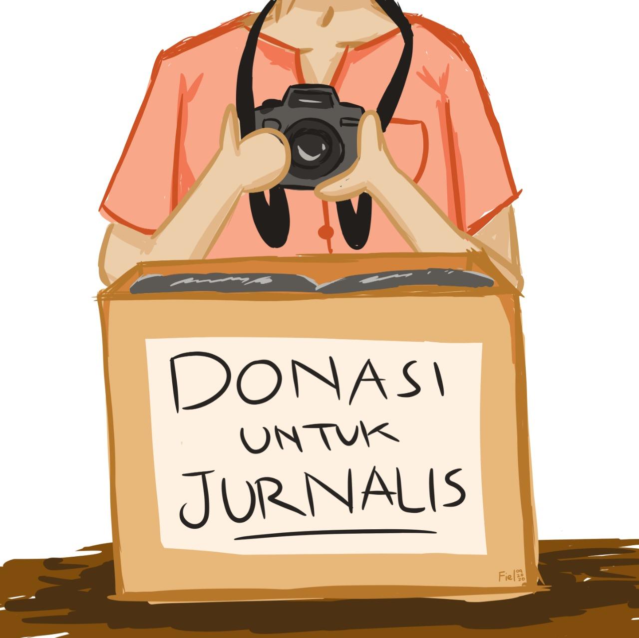 AJI Galang Donasi Bantu Jurnalis Terdampak COVID-19