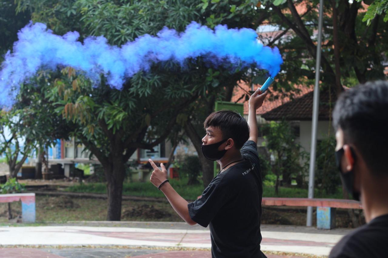 Tolak Omnibus Law, Aliansi Mahasiswa Pemalang Gelar Mimbar Bebas Solidaritas