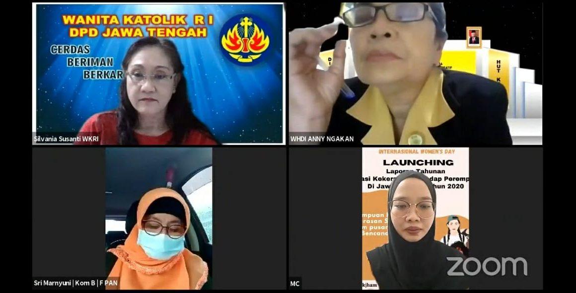 Perempuan Jawa Tengah dalam Terkaman Kekerasan Seksual