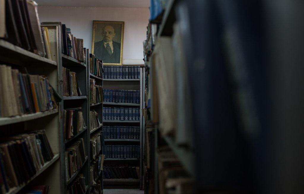 Perpustakaan FIB Di kala Pandemi
