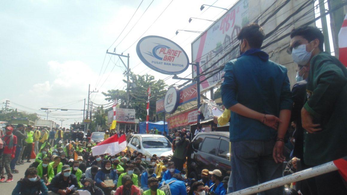 Represifitas Aparat di Aksi May Day Semarang