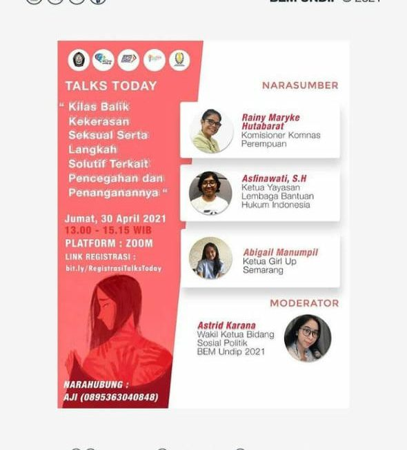 Komnas Perempuan: Kampus sebagai Kawasan Bebas dari Kekerasan Seksual
