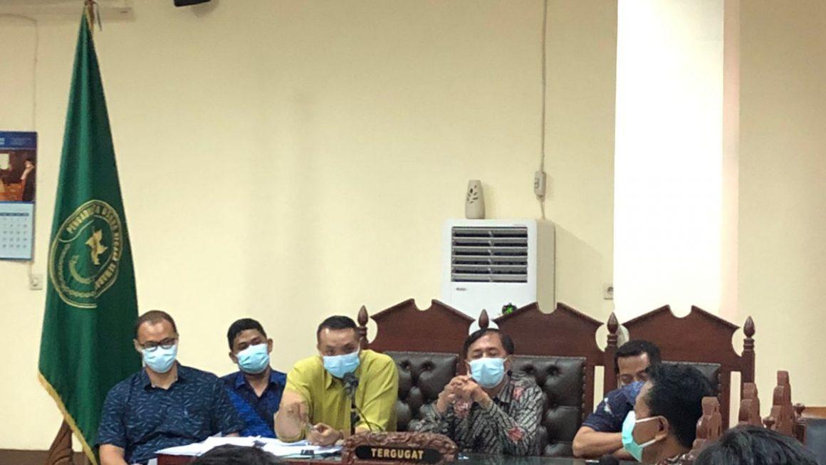 Dugaan Pemalsuan Surat dan Keterangan Palsu dalam Sidang Tergugat Ganjar Pranowo